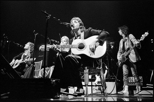 Paul McCartney Wings Over America