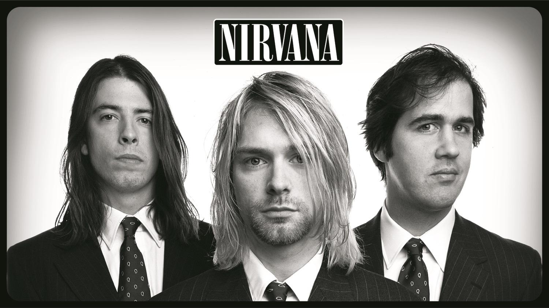 Nirvana omslagfoto
