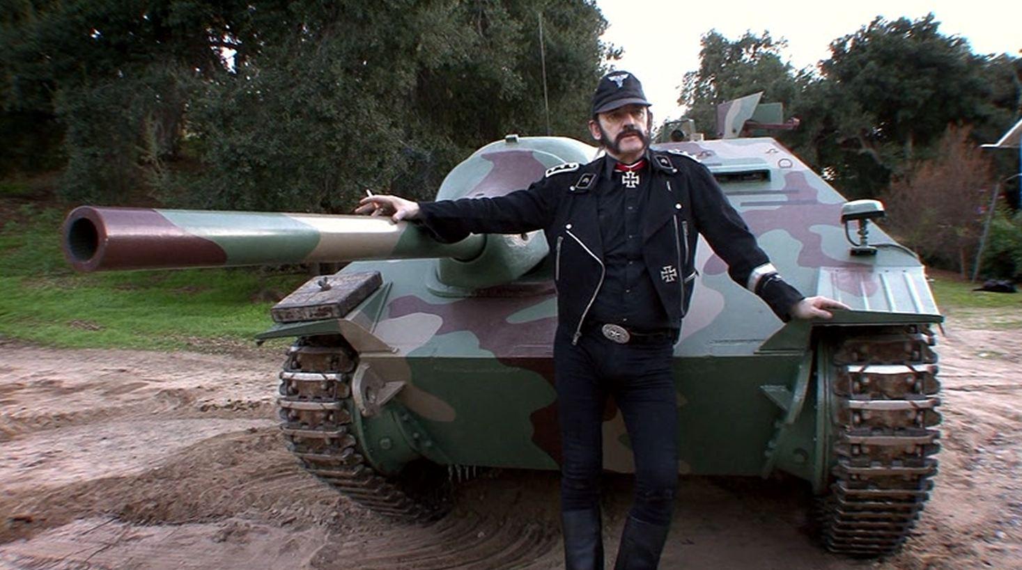 Lemmy-tank-commander