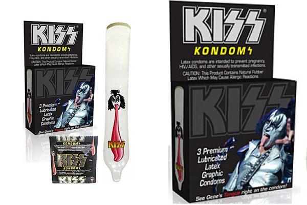 Kiss condooms