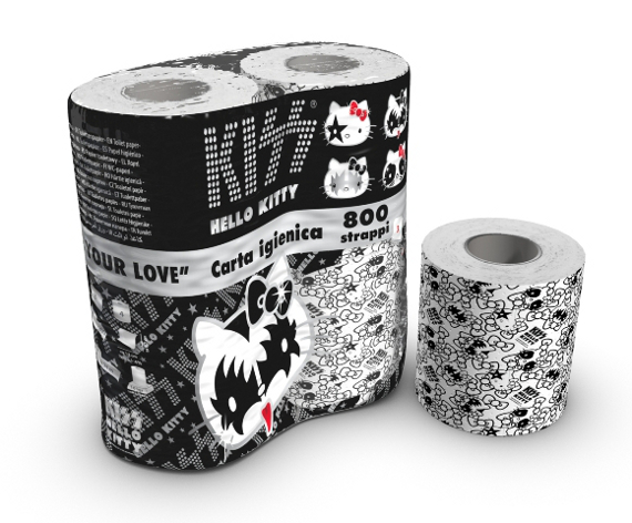KISS WC-papier