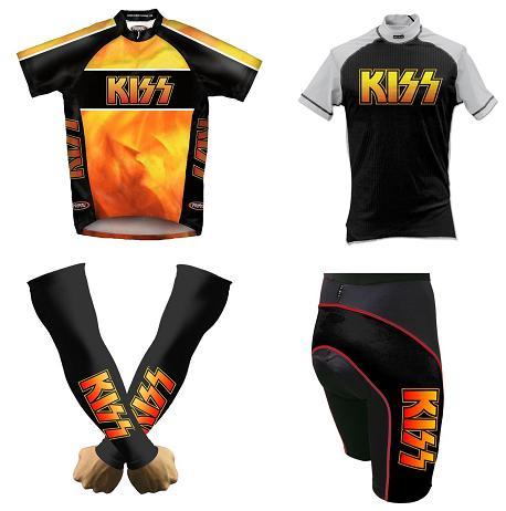 KISS cycling