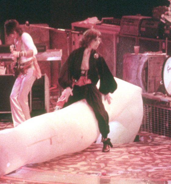 Rolling Stones Stageprop
