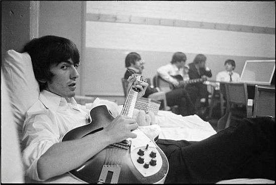 Gitaarriffs George Harrison
