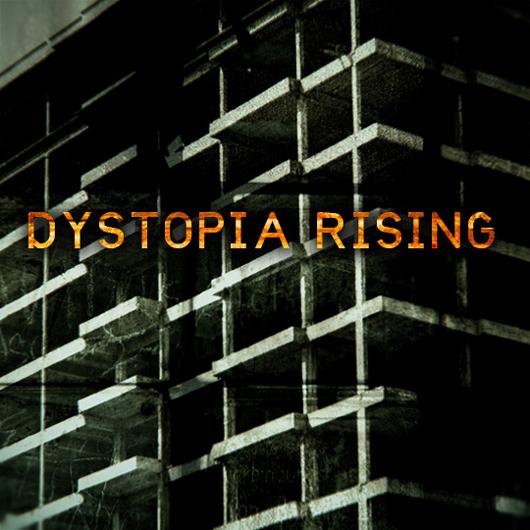 Dystopia Rising Cover