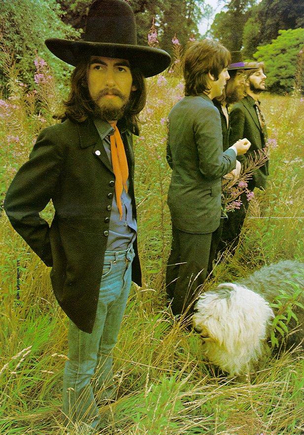 Augustus 1969, de laatste fotosessie van The Beatles