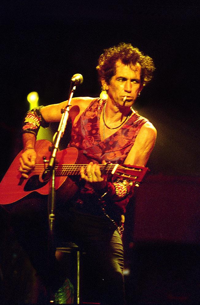 Keith (foto: Ilpo Musto)