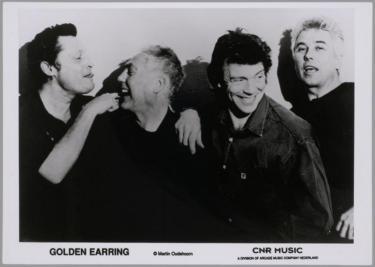 Golden Earring medio jaren negentig