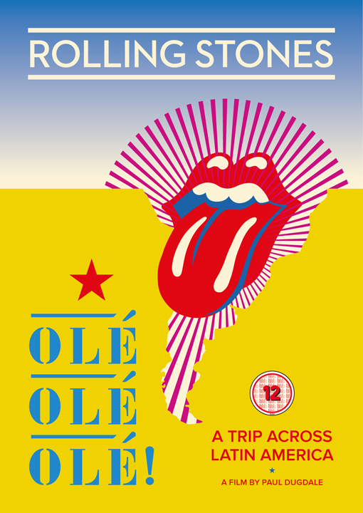 The Rolling Stones - Ole Ole Ole - DVD Cover (LR)