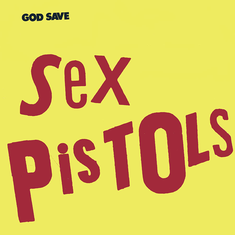 573 024-9 God Save Sex Pistols
